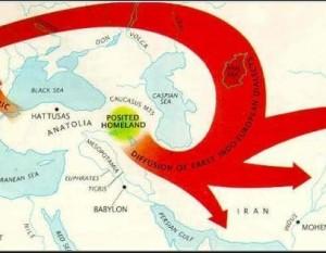 ورود آریایی ها به فلات ایران