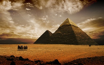 انتقال تمدن سومر به مصر