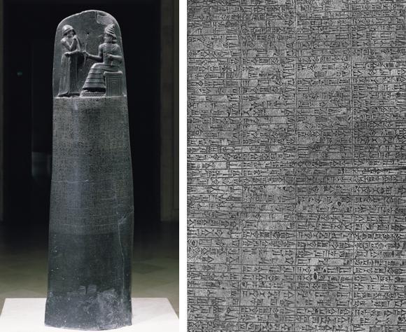 قوانین در بابل باستان