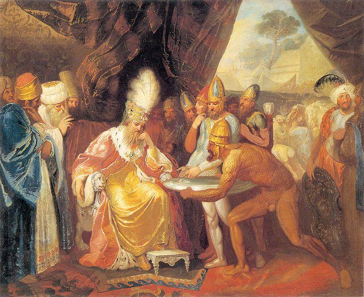 لشکرکشی داریوش بزرگ به سرزمین سکاها-تسخیر تراکیه و مقدونیه