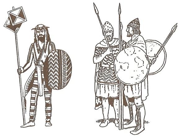 سپاهیان ارتش خشایارشا