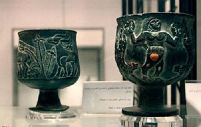 تمدن جیرفت(آثار تاریخی)