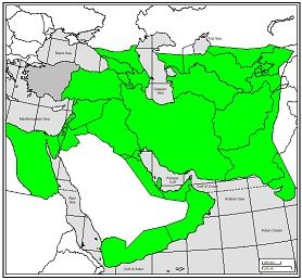 قلمرو ساسانیان