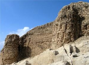 قلعه دختر-هنر ساسانی