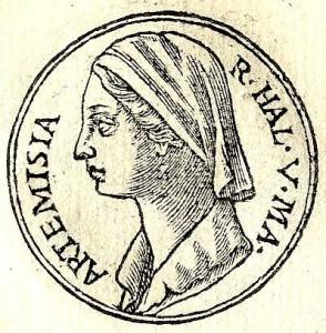 آرتمیس,نخستین و تنها بانوی دریاسالار جهان