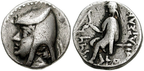 سکه اشکانی