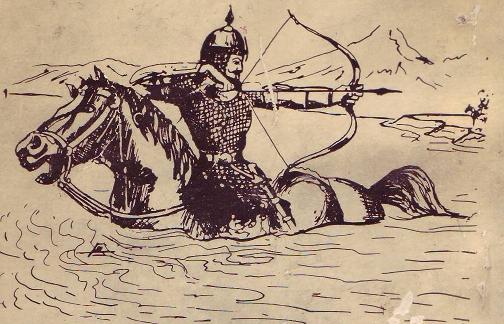 جنگ سند-نبرد جلال الدین خوارزمشاه با چنگیزخان