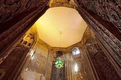 معماری گنبد علویان
