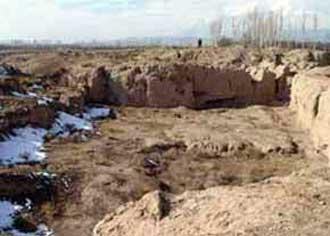 تپه باستانی سنگ چخماق