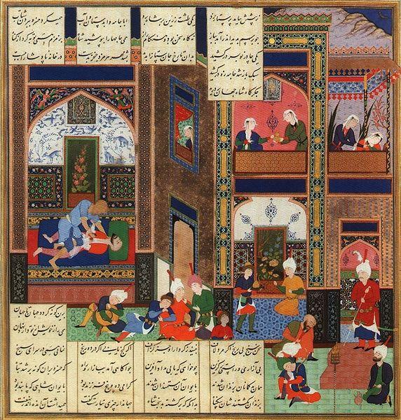خسرو پرویز ساسانی