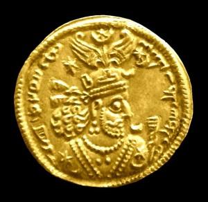 سکه های ساسانی-خسرو پرویز