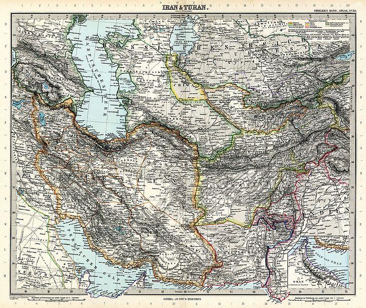 قلمرو قاجاریه