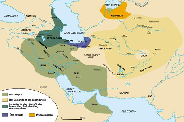 قلمرو آل زیار