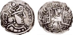 سکه های ساسانی-بهرام پنجم