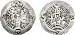 سکه های ساسانی-پوراندخت