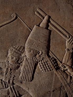 آشور بانیپال، پادشاه آشور