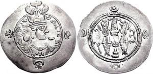 سکه های ساسانی-یزدگرد سوم