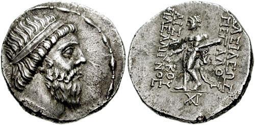 سکه های اشکانی-مهرداد اول
