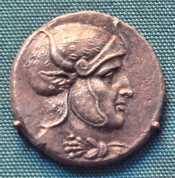 سکه های سلوکیان-سکه سلوکوس یکم
