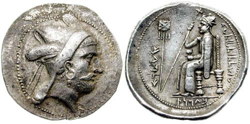 سکه های سلوکیان