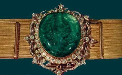 جواهرات سلطنتی ایران