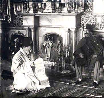 ناصرالدین شاه از شر سفر فرنگ به سلامت جست