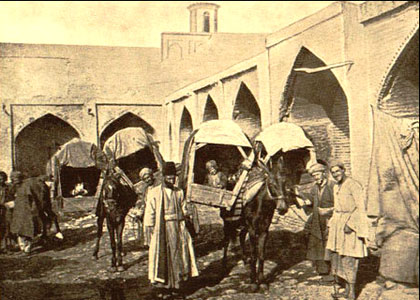 نقش کاروانسراها در سیر زندگی ایرانیان