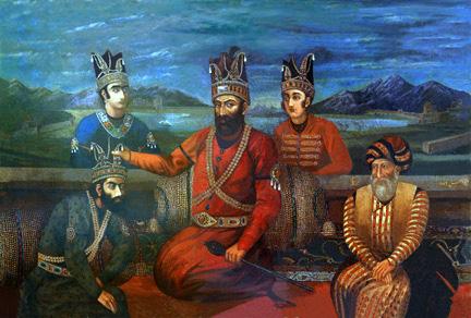 نادرشاه افشار و فرزندانش