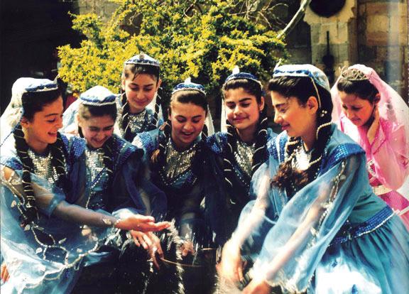 ریشه و تبار مردم آذربایجان
