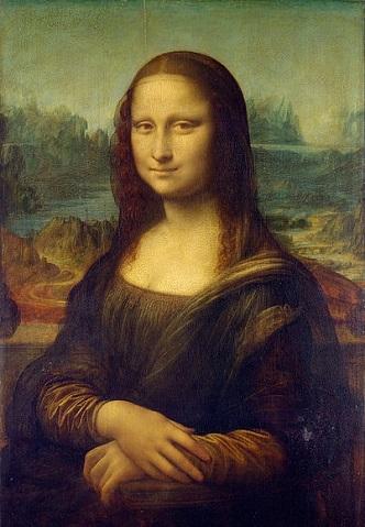 تابلوی مونالیزا
