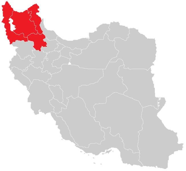 Iranian-Azerbaijan