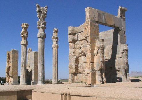 برترین بناهای باستانی دنیا +عکس