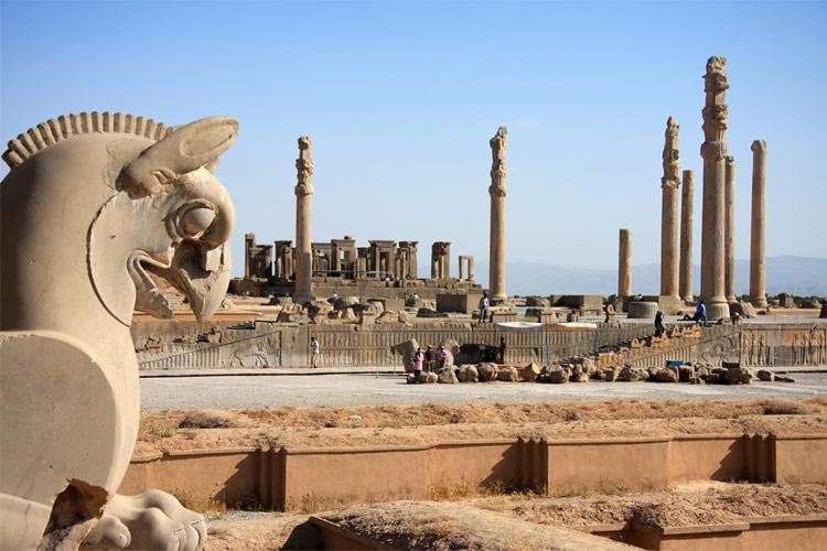 پارسه؛ بزرگ ترین بنای سنگی ایران