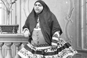 چرا زنان دوره قاجار چاق بودند؟؟